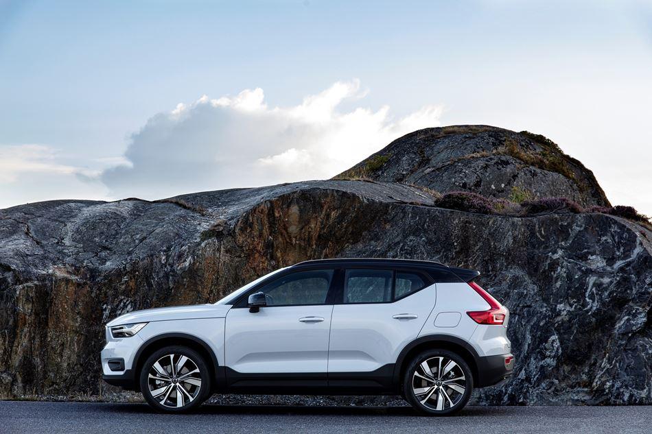 Компанія Volvo Cars звітує про зростання на 40,8% у першому кварталі 2021 року